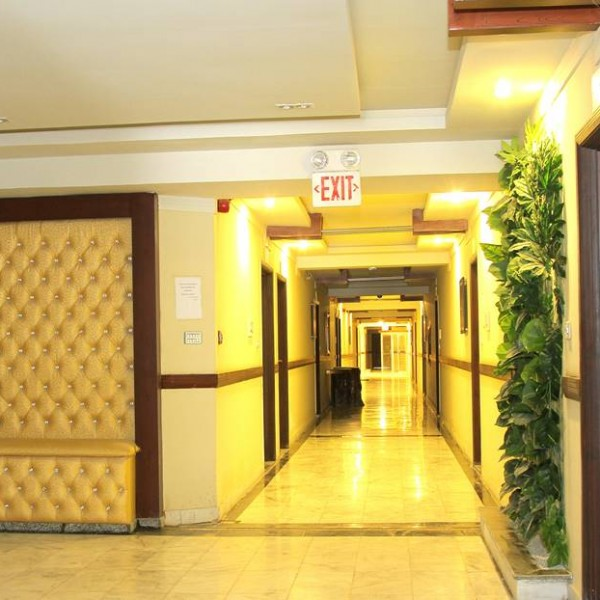 QJ Heights Corridor